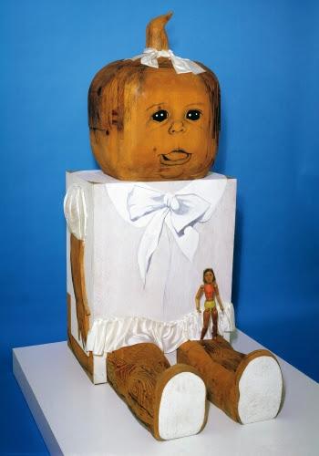 Marisol (Marisol Escobar, born 1930, United States, born Venezuela), Baby Girl, 1963.
