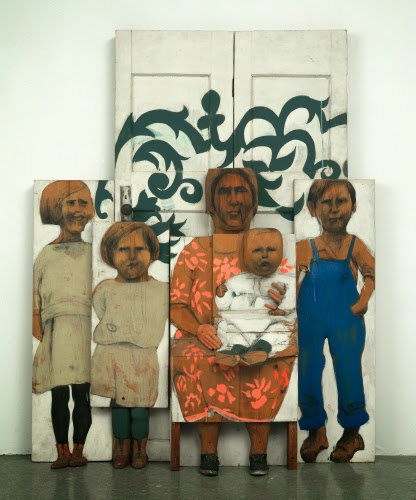 Marisol, The Family, 1962.