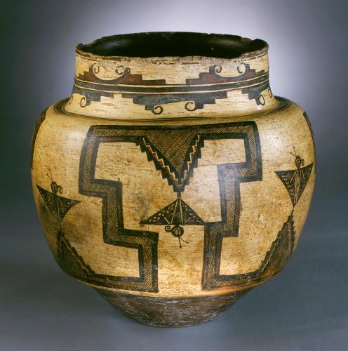 Zuni Pueblo Culture, New Mexico, Water jar, 1820–1850.
