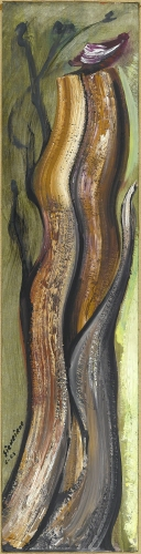 David Alfaro Siqueiros (1896–1974 Mexico), Essence of a Tree, 1965.