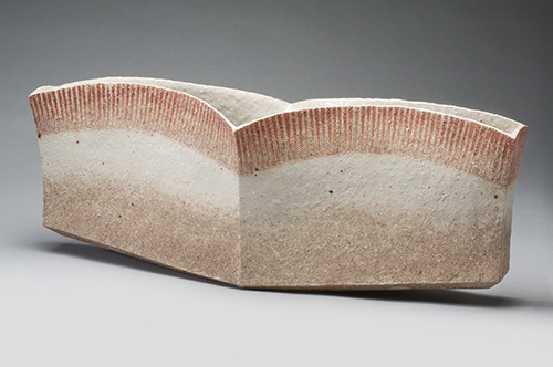 Kako Katsumi (born 1965, Japan), Vessel, 2012.