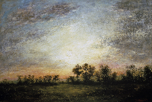 Ralph Albert Blakelock, Afterglow.