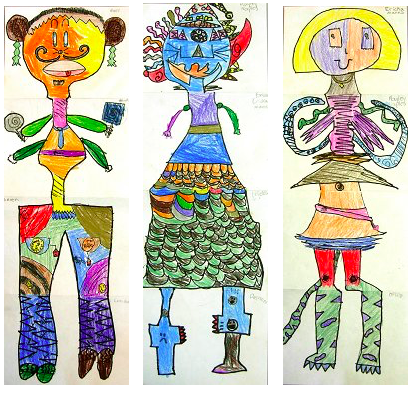 Picture Consequences: A Studio Lesson Based on Exquisite Corpse ...