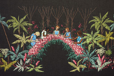 Embroidered Narratives
