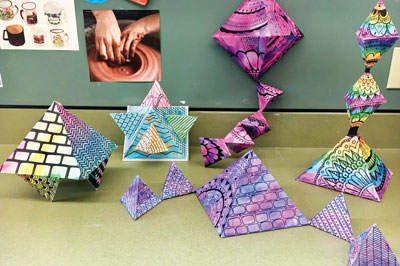 Pyramid Assemblages