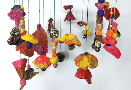 Collaborative Noise Mobiles