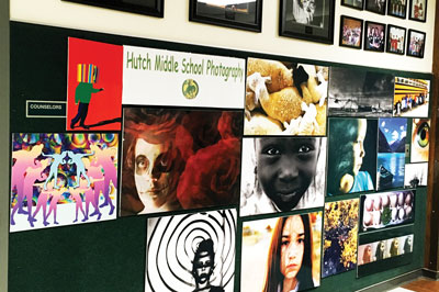 School-wide Art Advocacy