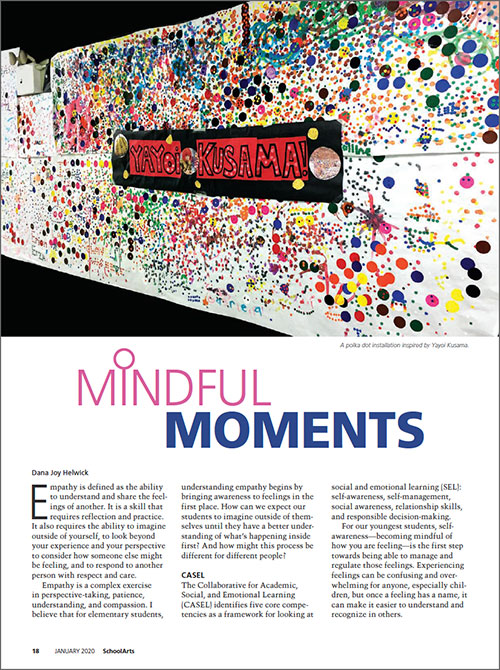 Elementary: Mindful Moments