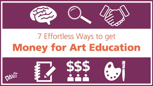 Art Education Funding Webinar
