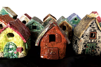 Clay Cottages of Hope