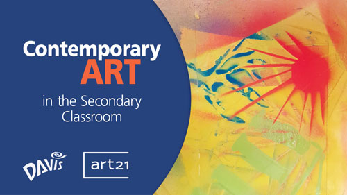 Contemporary Art in the Secondary Classroom