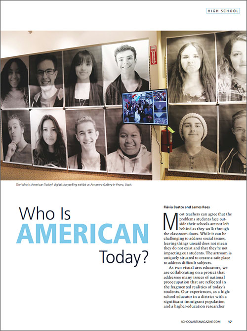 High School: Who Is American Today?